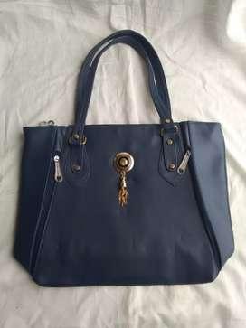 Lether ladies bag