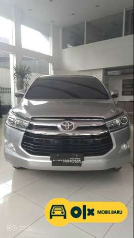 [Mobil Baru] Toyota Innova G mt bensin Nik 2020