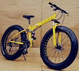 Mercedes 21 Gear Fat Freedom Cycle Shimano Gear box