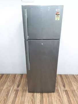 LG 350 liters latest model refrigerator with free home delivery