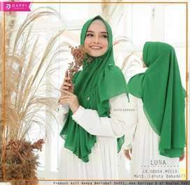 Hijab Daffi Kode Luna