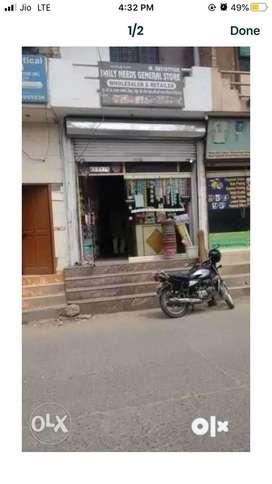 Shop available for sale in shakti nagar near polic chowki patodi road
