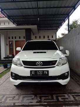 Dijual Toyota Fortuner TRD VNT 2014 Automatic