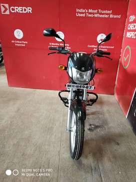 Good Condition Bajaj Ct100 Std with Warranty |  4987 Pune