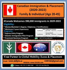 Canada Immigration & Family Settlement