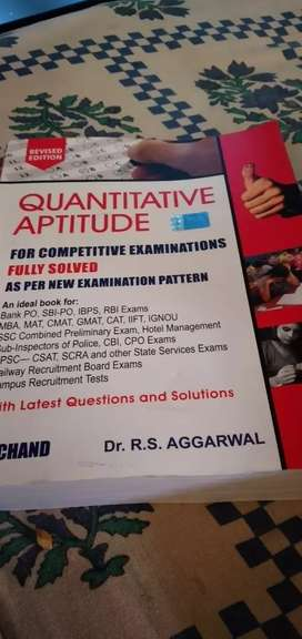 Book for competitive exam NET/SET