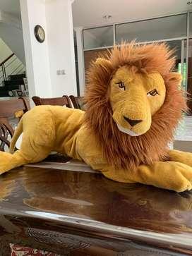 Boneka IKEA LION