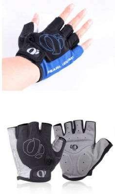 Sarung Tangan gel untuk bersepeda/Motor Non-slip Gym Fitness