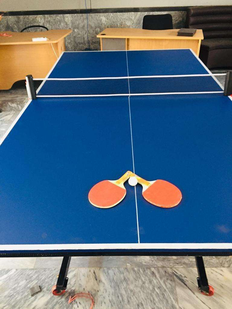 Table tennis 9/5 and 2.5