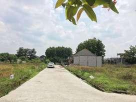 Tanah kavling lokasi strategis di Bogor dan dekat Stasiun Bogor