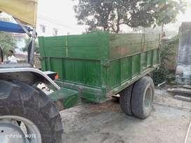 Tractor ki trolley