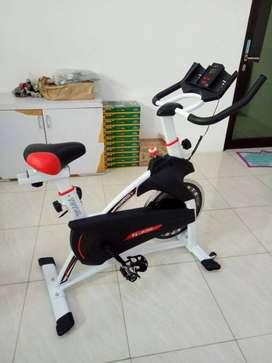 Spinning Bike TL 930 Total Fitness - Sepeda Statis