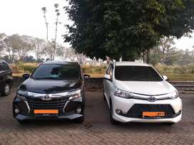 Rental mobil + DRIVER (TIDAK LEPAS KUNCI) AVANZA & HIACE