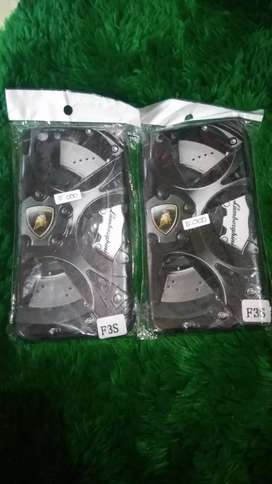 Softcase/Casing Oppo F3s motif