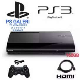 PS3 SUPER SLIM 160GB HARGA PROMO
