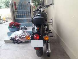 brand new bike .1000 km running  very urgennt money