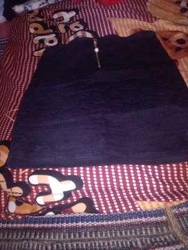 Rok mini cewek warna hitam