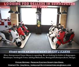 Electric Vehicle dealership ( starting from 4-5lakhs only)