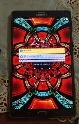Samsung galaxy tab s 8.4 batangan bonus case dan keyboard universal