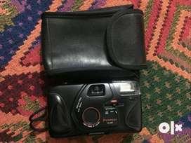 Camera for all purposes in fresh condition, with cover