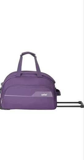 Safari Brand new Original Trolly Bag size 55 @999/-