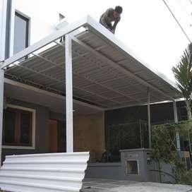 Pager minimalis teralis reling tangga- balkon tralis
