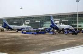Bulk Hiring for Airport Ground Staff