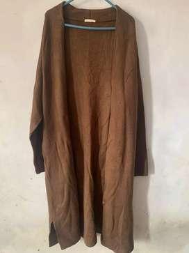 Baju Kardigan + longcoat