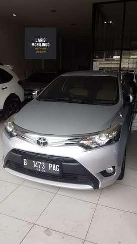 Toyota Vios G A/T 2014 Silver Istimewa