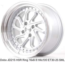 DOBO JD215 HSR R16X8/9 H4x100 ET30/25 SML
