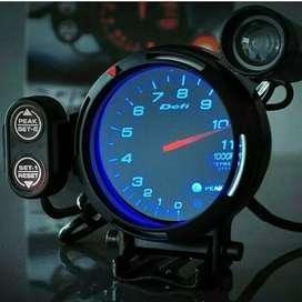 Defi rpm meter