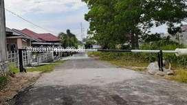 Portal Jalan Desa Minimalis Kulonprogo