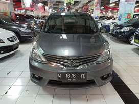 Nissan Grand Livina Xv Automatic 2015 #Km low
