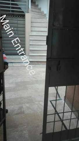 2nd Floor 3Marla 1 Bedroom Hall Portion Family or Females  @ Mozang Rd
