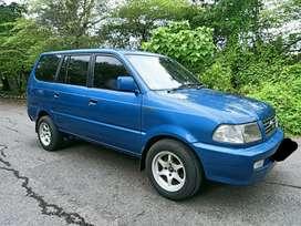 Toyota kijang LGX diesel th 2002
