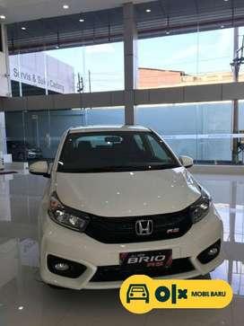 [Mobil Baru] HONDA ALL NEW BRIO DP 10 JT