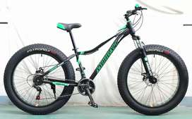 Thriller fat bike