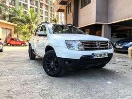 Renault Duster  85 ps single owner diesel engine