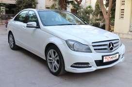 Mercedes-Benz C-Class C 220 CDI Avantgarde, 2013, Diesel