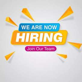 We are hiring for sales and marketing guy
