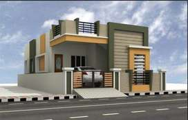 DTCP VILLA ON METTUPALAYAM HIGHWAY,ANNUR