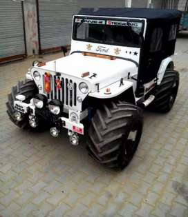 Sidhu Jeep motor Garage to all State transfer