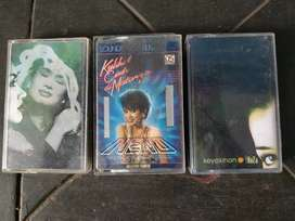 3 cassette Titi DJ, Resa, Neno soundtrack film.