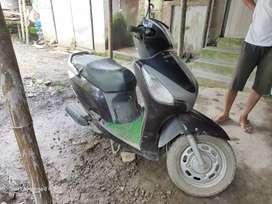 Honda Aviator in good condition