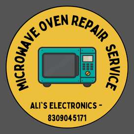 Microwave Repair Service of all kinds. We offer Genuine Home Service.