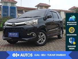 #[OLX Autos] Toyota Avanza 1.3 Veloz  A/T 2015 Hitam