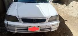 Honda city model 1999 condition used urgent sell