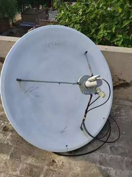 Dish new connection and line at best rates