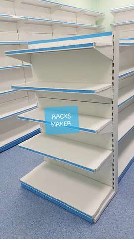 Medical stores and pharmacy racks 6t6