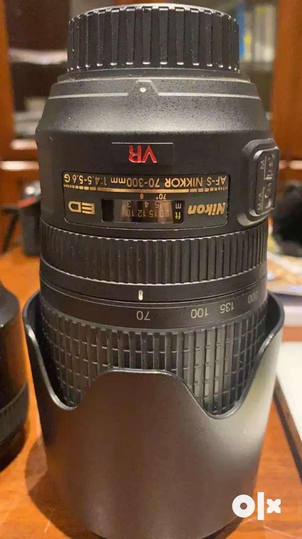 Nikon AF-S NIKKOR 70-300mm1:4.5-5.6 G 0